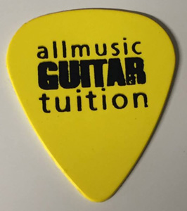 Allmusic Guitar Pick